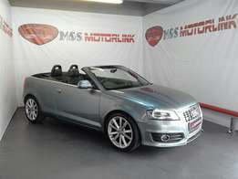 2010 Audi A3 1.8T Cabriolet