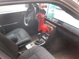 Mercedes Benz Vboot car in good condition.