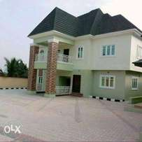 Brand new 5bedroom exotic duplex at Republic estate in Enugu.