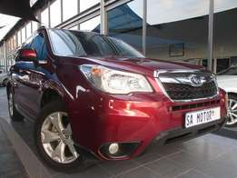 2014 Subaru Forester 2.5 XS Automatic