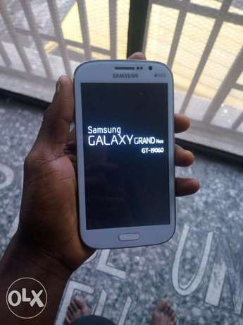 Samsung Grand Neo Android GT-I9060 Android 1gb ram very neat Lagos Mainland - image 1