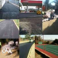 Quality tar surfaces