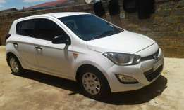 2013 hyundai i20 in excellent condition