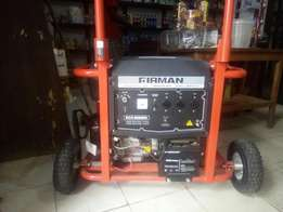 A Firman Semi-Silent Eco 8990ES Generating set