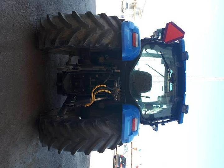 New Holland Ts130a - 2007