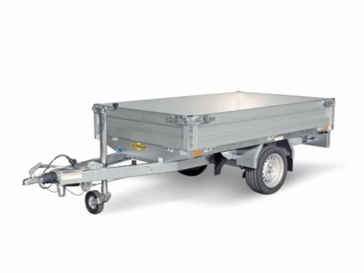 Humbaur HU 15 2314 - 1500 kg