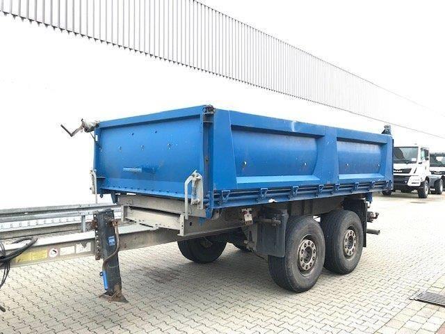 Schmitz Cargobull ZKD 18 4.9 ZKD 18 4.9 ca. 10,3m³ - 2006
