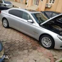 Bought brand 2010 bmw 7 series