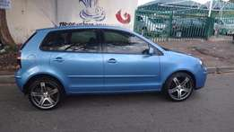 USED CARS IN JOHANNESBURG! Immaculate 2008 VW Polo 1.6comfortline