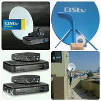 DStv full set