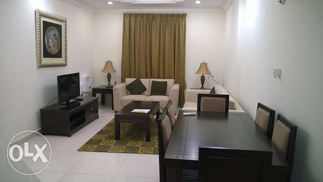 All inclusive 1 BR FF Apartment in Alsaad