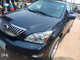 Registered Lexus RX330 newly registered q2005
