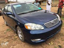 Extremely Clean Toyota corolla sports (05)Tokunbo,Lagos Cleared
