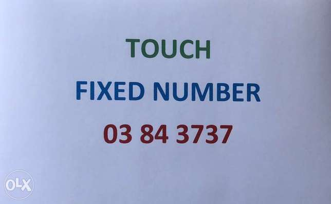 fixed number for sale