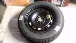 Brand New Ford Fiesta Steel Rim with tyre for sale