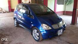 Mercedes Benz A series in good condition on quick sale