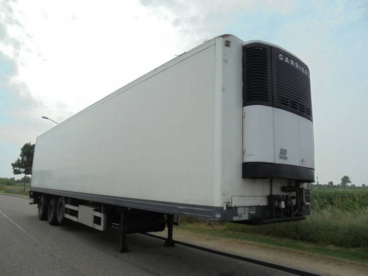 Draco 3-Axle Fridge / Koffer / Carrier Maxima 2 / Steering / - 1999