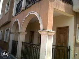 Decent Executive 4nos 3bed Rooms Flat at Ajao Estate Isolo. CofO