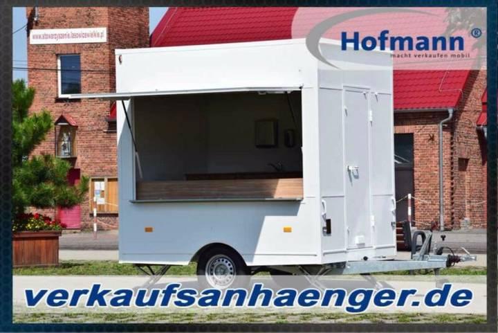 Hofmann verkaufsanhänger anhänger 250x210x230