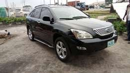 First Body Registered 2004 Lexus RX 330 In Buy And Drive Condition.