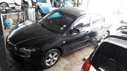 2007 Mazda 3 1.6 in good condition for sale