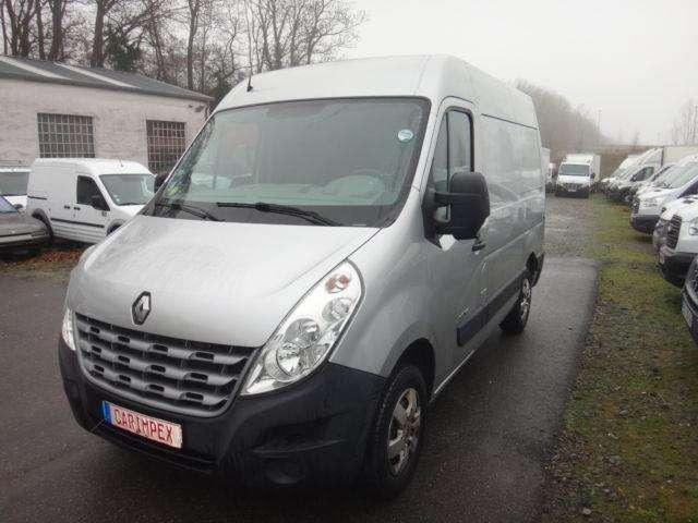 Renault Master L1h2*klima*tempomat*pdc* - 2013