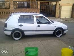 vw golf 3 GTI 3 2L for sale R40000