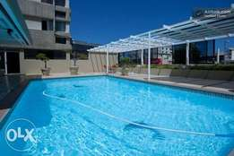 Central Sea Point apartment from 1 Nov at R2000
