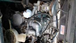 Toyota t2 engin en gearbox for sale or swop
