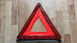 Car Warning Triangle for sale