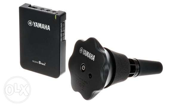 The Yamaha Silent Brass System SB-5X-2 is now equipped with a new Pock