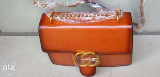 Gucci leather bag for ladies Epe - image 1