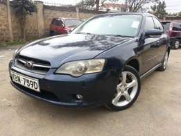 2006 Subaru Legacy B4 Sunroof ,,Asking 790k