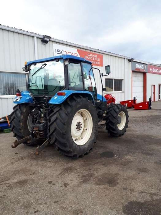 New Holland tl90 - 2001 - image 3