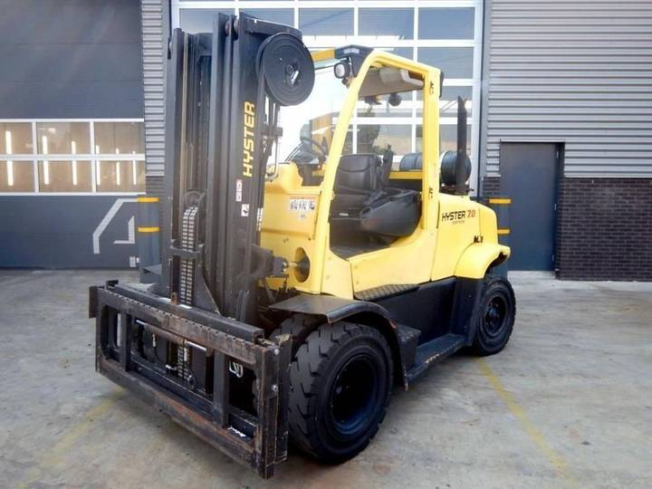 Hyster H7.0FT - 2008