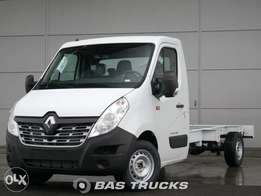 Renault Master Ccab Rwd 145evi - To be Imported