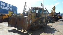 Caterpillar D 6 H XL II - To be IMPORTED