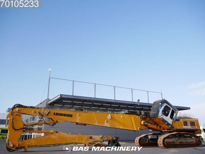 Liebherr R954C V-HDW UHD Demolition - 28 meter UHD - engine rebuil... - 2009 - image 3