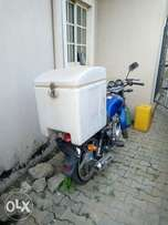 Used motorcycle for logistics for sale
