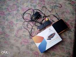 Perfectly Working and Lovely Startimes Decoder
