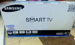 40 inches led samsung smart tv brand new