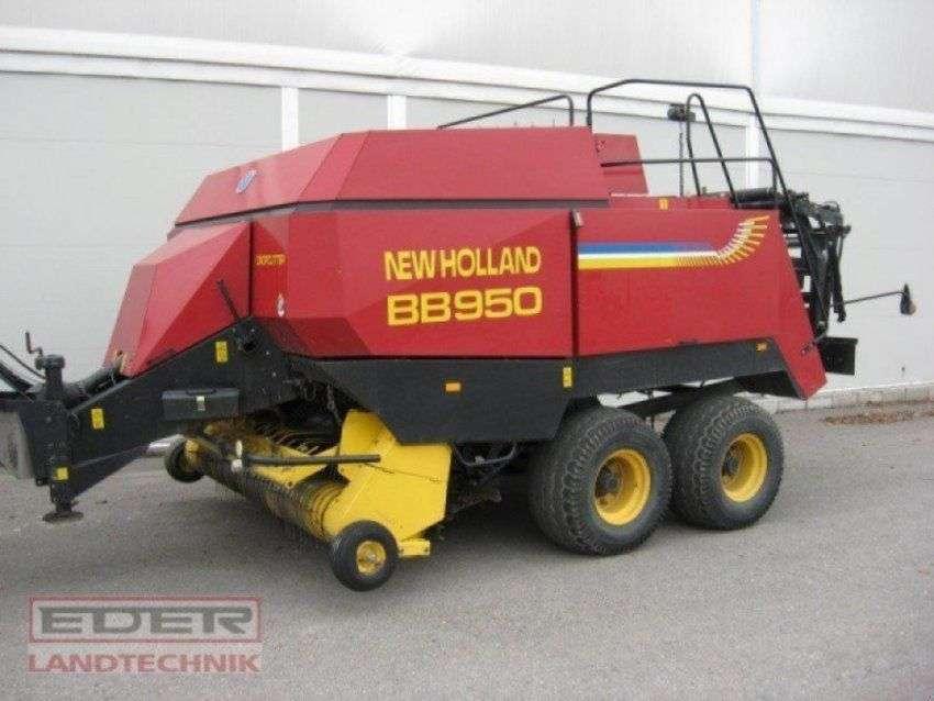 New Holland Bb 950 - 2001
