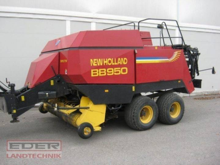 New Holland bb 950 - 2001