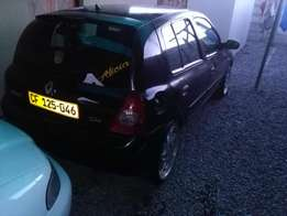 Renault clio lady owner