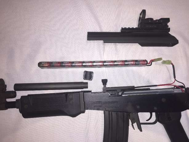 King Arms R5 Galil Airsoft rifle Brooklyn - image 6