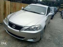 Tokunbo 2008 Lexus is250