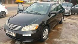 toyota corolla for sale used by a lady