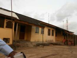 A bungalow for sale in surulere