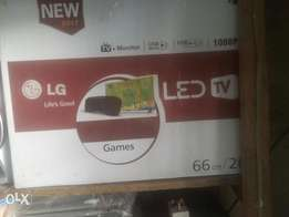 26 inches clean lg television at a very affordable price.