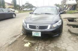Honda Accord locally used 2008model for sale